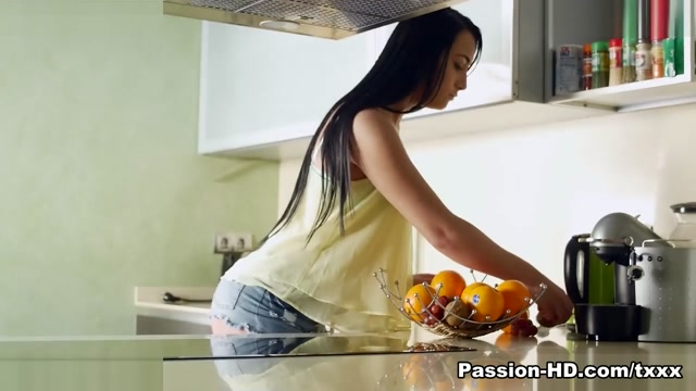 Anna Rose in Breakfast Fun - PassionHD kick ass anime porn nude angel
