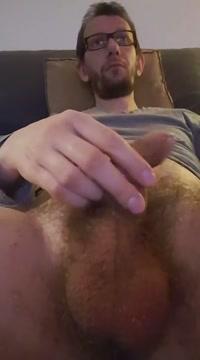 Massage auf den Sofa Hot selfie gif