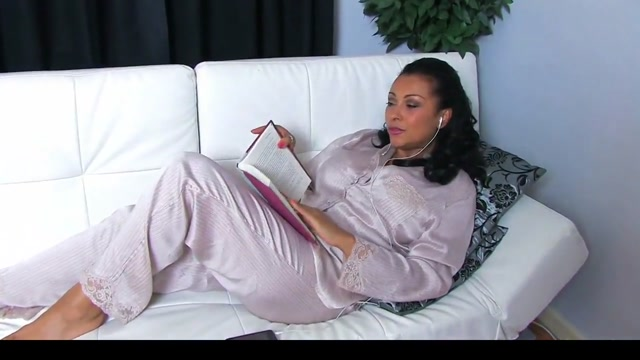 Donna Ambrose AKA Danica Collins - Pyjamas Hot Selma Sins masturbates and fuck hard
