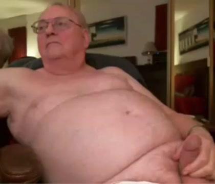 sexy grandpa stroke and cum on cam bdsm colon dildo insertion threesome pornhub