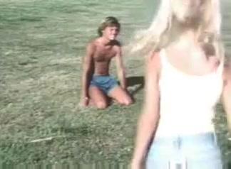 American DWSG - Full Movie porn in long socks