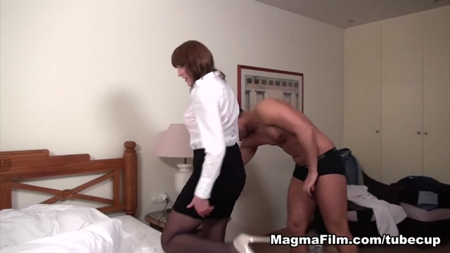 Paula Rowe & Ethan Schmitt in A Healthy Breakfast - MagmaFilm Nude air force women videos