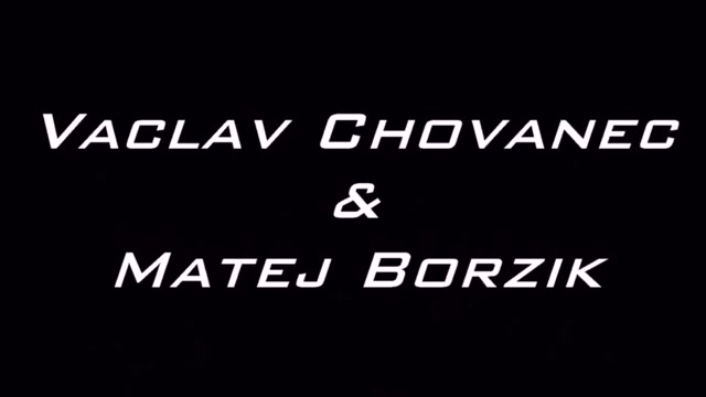 Vaclav Chovanec and Matej Borzik - BadPuppy Cwtch bar cardiff