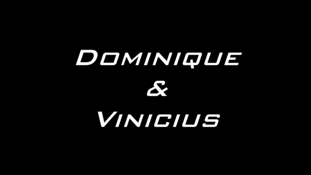 Dominique and Vinicius - BadPuppy Adult free rated x