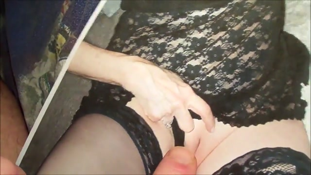 My cumtribute for you showtime! Strapon pegging femdom