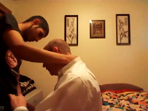 Hidden Cam Mormon straight massage by gay