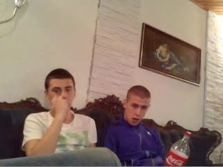 2 Handsome Serbian Boys Big Asses And Nice Cocks On Cam sex with a finger