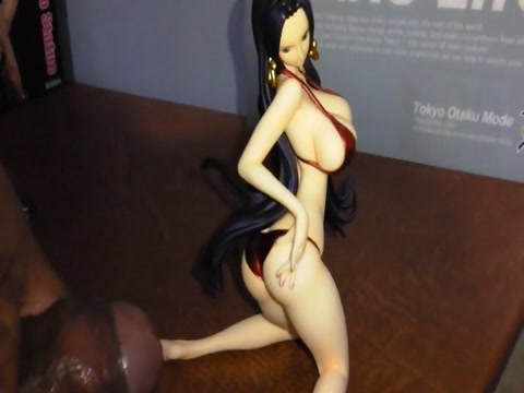 Boa Hancock BB One Piece figure Hot pose Cumshot Beautiful naked girls fuck