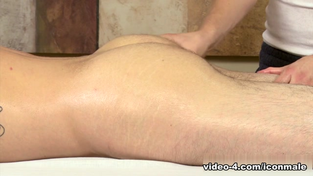 Brandon Wilde & Cliff Jensen in Gay Massage House Video Free pornstar tube