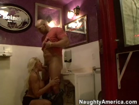 Alexis Golden & Christian & Eric Masterson in Naughty America Clip pissing video