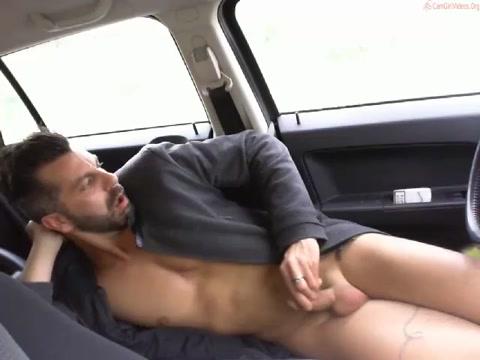 Jerk in a car porno russia anal tube