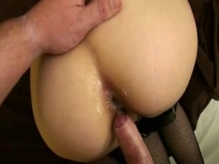 compliant bow over and acquires it Anal