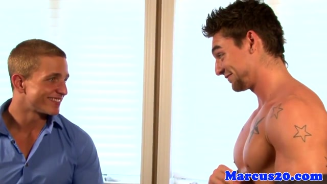 Office gay hunk assfucks bottoms tight hole Lesbian soft bondage