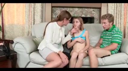 Teacher HerStepdaughter Nude emo tattooed women