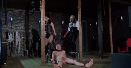 Cbt With High Heels