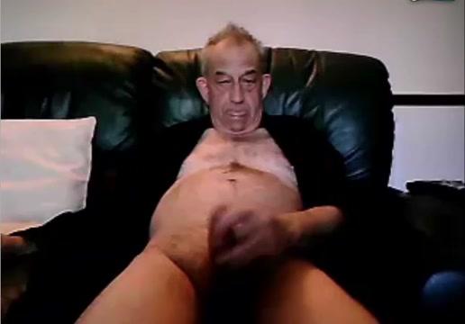 grandpa stroke on cam (no cum) Sex shop kobenhavn