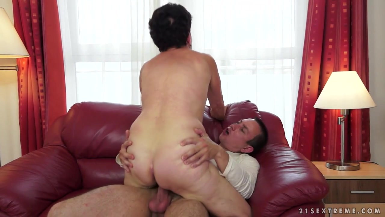 21Sextreme Video: Couch Affair Obedient milf ass spanked whipped