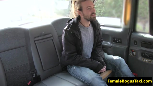 Female taxi driver facefucked by passenger Wild hardcore anal double penetration