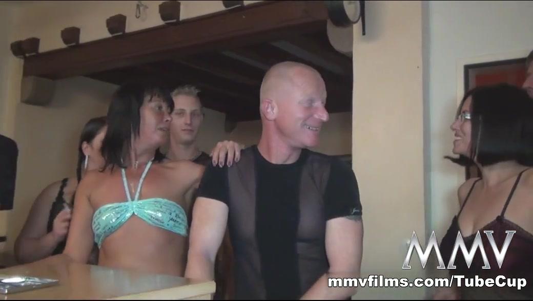 MMVFilms Video: Gang Bang Party