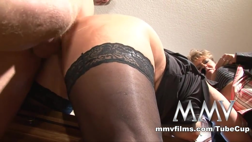 MMVFilms Video: Mature Threesome free 3d hentai porn movies