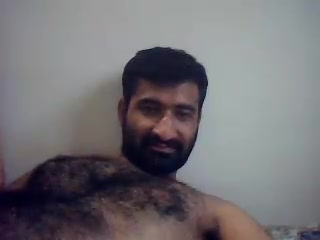 Very Hairy Indian Malayali Bear Huge black meat for Cougar Denise 51