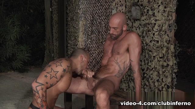 Jordano Santoro & Drew Sebastian in Fire In The Foxhole, Scene #01 www.nikki sims nude shower videos.com