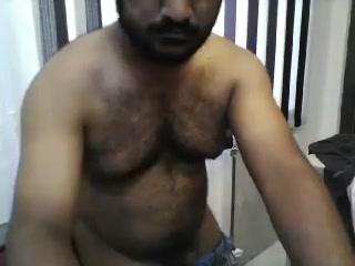 Indian Chennai Hairy Hunk Black Son Cops Com