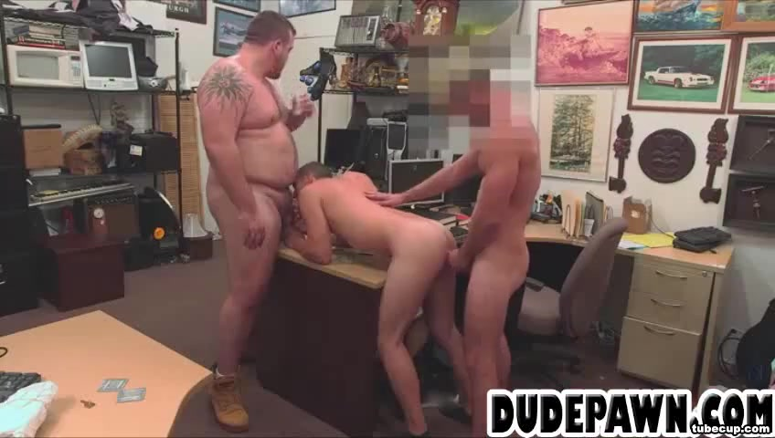 Stud sucks dick while a bear licks his ass before anal jessie andrews slow edging blowjob 2