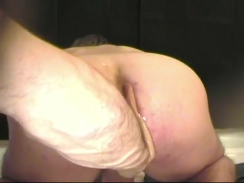 fisting hole in progress Bisexual free porn clip