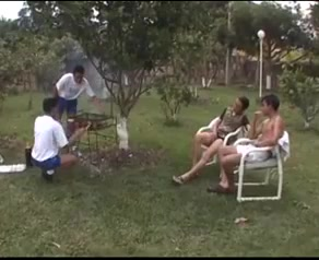 4 gy at the bbq lexi belle videos xxx