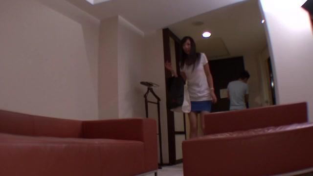 Miki Hasegawa in Working Woman 2 12 part 3