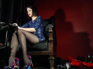 Mistress Hellena trampling with hosed feet on.... halle berry tits swordfish