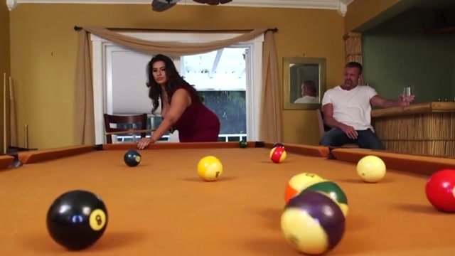 Fat Cunt Fucked on Pool Table porn pics non nude