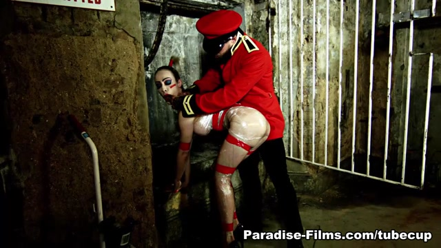 Dean Van Damme & Chessie Kay in Busty Blonde Gets Captured - Paradise-Films Model snaps shemale sexy ass jpg