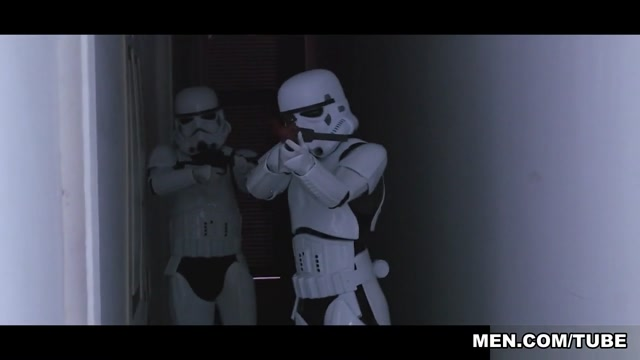 Hector De Silva, Luke Adams, Paddy OBrian, Troopers in Star Wars 4 : A Gay XXX Parody - JizzOrgy Dating hook up sites kodi