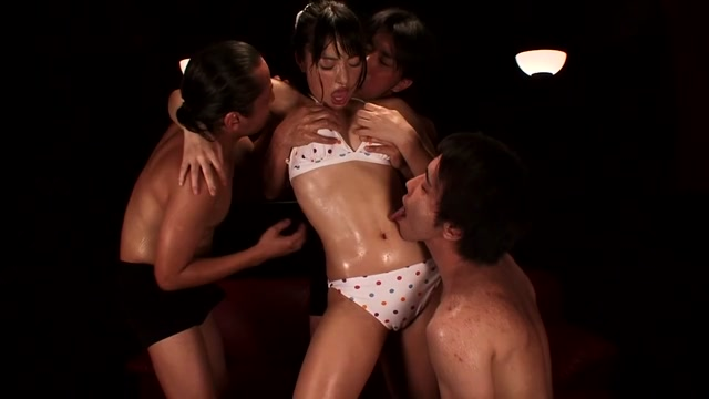 Kana Yume in Runaway Idol part 2.5 bra for saggy boobs