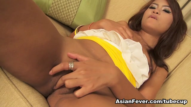 Mina in Girl Thailand #8 - AsianFever Bbw playin with titties