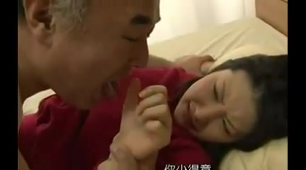 Old man and junior Japanese Girl Candid teen porn