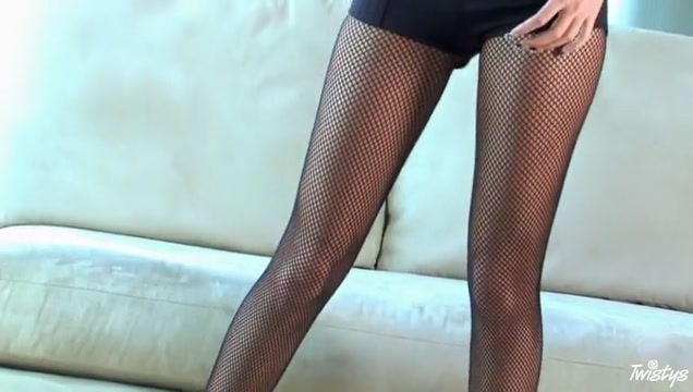 Kimberly Kato in pantyhose Chubby girl gets fucked good