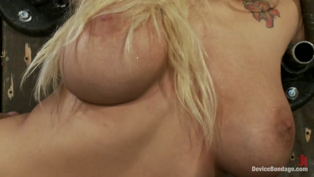 Lylith Lavey in Big Swinging Boobs!Big - DeviceBondage