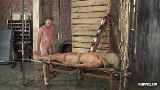 Woot Wanking With A Tied Up Boy - Xavier Sibley Sean Taylor - Boynapped Tv 2 nyheder i dag
