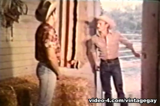 VintageGayLoops Video: Barnyard Affair Amateur private adult pictures