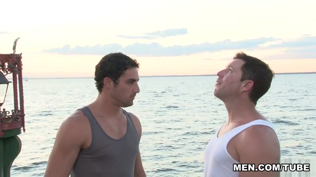 Jack King & Travis James in Retribution Part 3 - DrillMyHole Chubby Hairy Man