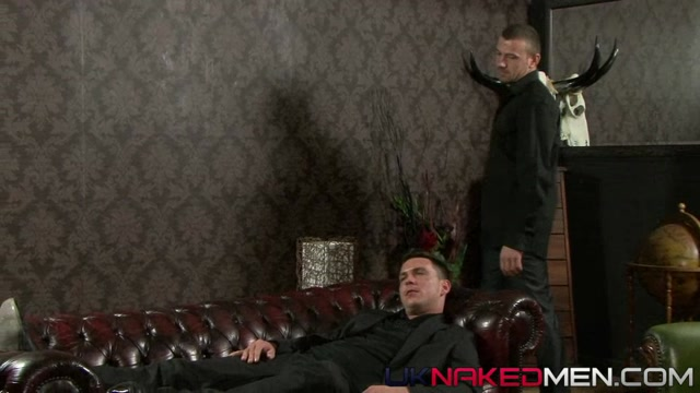 Paddy Obrian And Marco Sessions - UKNakedMen Amateur black hoe