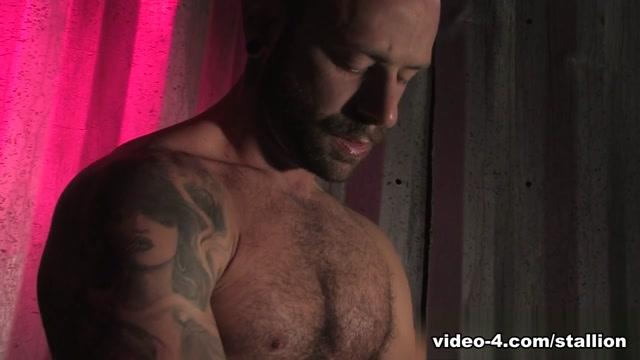 Johnny Gunn in Muscle And Ink, Scene #07 Women love rough sex