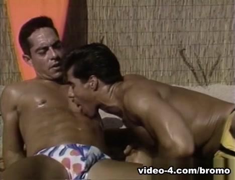 Chris Stone & Marc Saber in Beach Blanket Boner Scene 1 - Bromo Annabelle brady movies