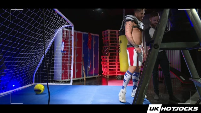 Sports - Bts Part 2 - UKHotJocks Bbw sucking cock