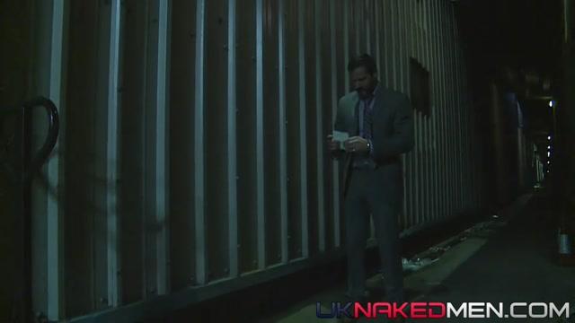 Antonio Garcia & Max Duran (Extended Preview) - UKNakedMen Face sitting dildo strap