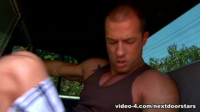 Rod Daily in Carjacker XXX Video See through glory hole