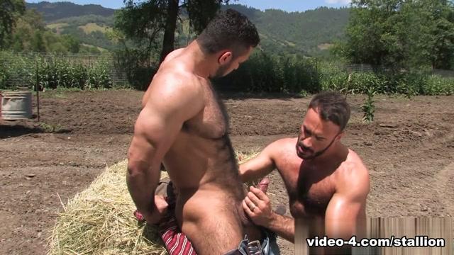 Adam Champ & Wilfried Knight in Cowboys Part 2, Scene #01 Sex ebony fuck.com